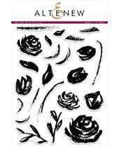 Altenew - Brush Art Floral