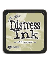 Tim Holtz Mini Distress Ink Pads - Old Paper