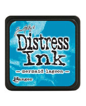 Tim Holtz Mini Distress Ink Pads - Mermaid Lagoon