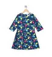 Acute Angle Funky FIsh frock
