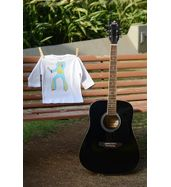 ELVIS - Organic cotton tee for toddlers