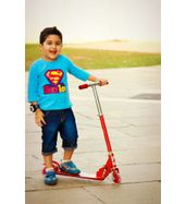 Super Boy - Organic cotton tshirt for toddlers
