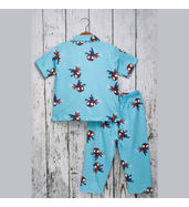 Acute Angle Spider Night suit ( for boys)