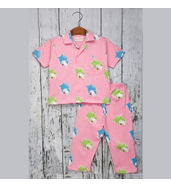 Acute Angle Hippo Night suit ( for boys)