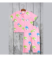 Acute Angle Hippo Night suit ( for girls)