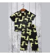 Acute Angle Crocodile Night suit ( for boys)