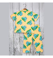 Acute Angle Froggie Night suit ( for boys)