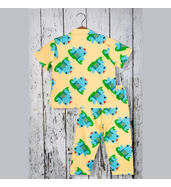 Acute Angle Froggie Night suit ( for girls)