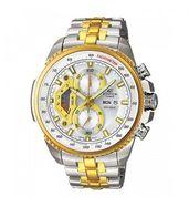 Casio Edifice Two Tone Chronograph Watch