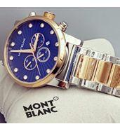 Mont Blanc Chain Luxury Watch
