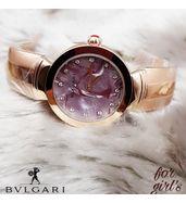 Bvlgari Golden Luxury Ladies Watch