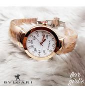 Bvlgari Golden Luxury Ladies Watch