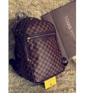 Louis Vuitton Brown Check Back Pack
