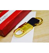 Cartier Golden Keychain