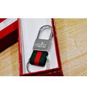 Gucci Silver Keychain