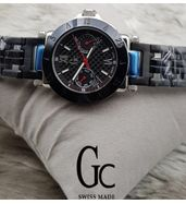 Guess Collection Black Chain Ladies Watch