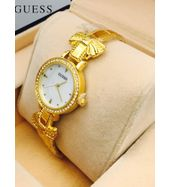 Guess Golden Chain Ladies Watch