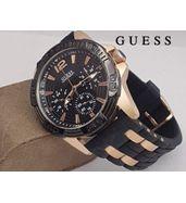 Guess Black Luxury Watch