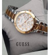 Guess Dual Tone Ladies Watch