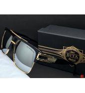 Dita Grandmaster Silver Reflector Sunglasses