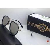 Dita Grey Frame Sunglasses
