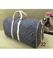 Louis Vuitton Monogram Big Duffle Bag