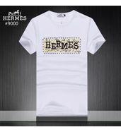 Hermes White T-shirt