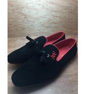 Billionaire Velvet Shoes