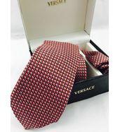 Versace Tie & Pocket Square