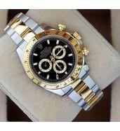 Rolex Cosmograph Daytona Dual Tone Watch