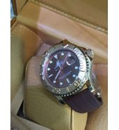 Rolex Yacht Master Strap Watch