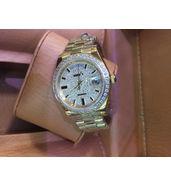 Rolex Day-Date Full Gold ETA Watch
