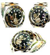 Rolex Yacht Master 2 Dual Tone Watch