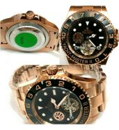 Rolex Yacht Master 2 FullRose  Gold Watch