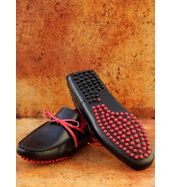 Ferrari Leather Loafers