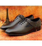 Louis Vuitton Leather Oxford Shoes