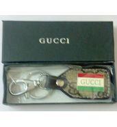 Gucci Logo Keychain
