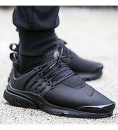 Nike Air Presto Black Sport Shoes
