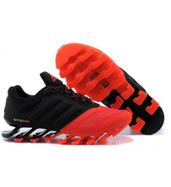 Adidas Spring Blade Black Red Sports Shoes