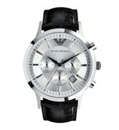 Emporio Armani AR2432 Classic Leather Watch