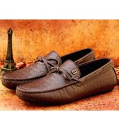 Bottega Veneta Brown Loafers