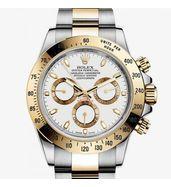 Rolex Oyster Perpetual Daytona Dual Watch