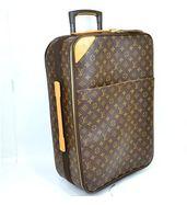 Louis Vuitton Monogram Luggage Trolley Bag
