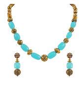 Phiroza Calci Beads neclacke