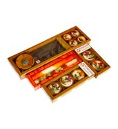 SALEBRATIONS  PERFUMED CANDLES / AGARBATTI / INCENSE COMBO 3