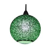 SALEBRATIONS HANGING BALL LAMP SHADES YARN WITH HOLES