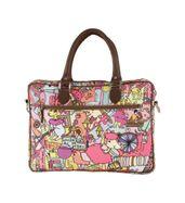 Paris laptop bag