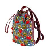 Holiday tassel Backpack