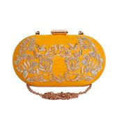 Marvellous Yellow clutch