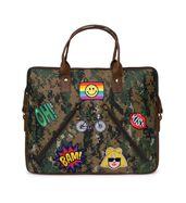 Badges laptopbag